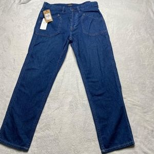 Polo Ralph Lauren Jeans Indigo Blu Straight Fit 27